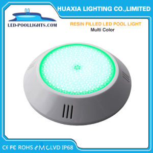 RGB IP68樹脂によって満たされる水中LEDのプールランプ