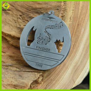 preço de fábrica personalizada de alta qualidade Medalha do Clube de Golfe