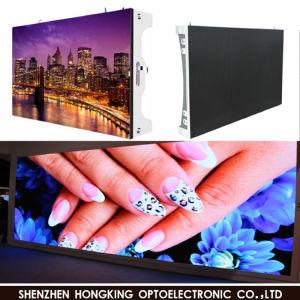P1.875/1.923 HD de 3800Hz a todo color de la pantalla LED de interior