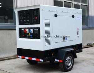 500A de Diesel van gelijkstroom Multifuction Generator van het Lassen
