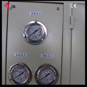 Lamela basal puxa para esticar a prensa hidráulica a máquina