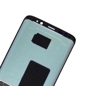 A qualidade original da tela de toque LCD OLED para a Samsung S8 Exibir