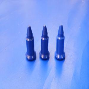 高温溶接Pin青いカラーZro2陶磁器ピン
