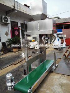 高速粉乳の磨き粉のパッキング機械