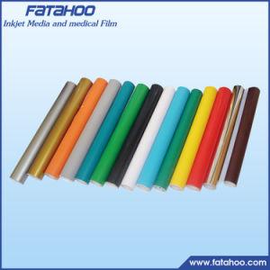 光沢のあるか無光沢カラー切断プロッタービニール80mic/120g