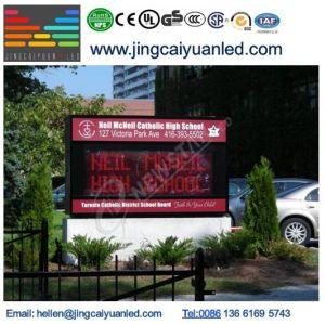 Al aire libre de bajo coste Billboard de la pantalla LED de P10