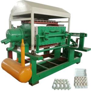 plateau à œufs de recyclage des déchets de papier Machine, plateau à œufs Making Machine
