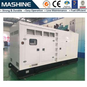 200квт 220квт 250квт 260квт бесшумный дизельный генератор для продажи