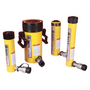 工場販売法の単動水圧シリンダ