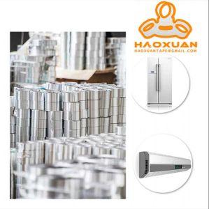 Impresos personalizados de aislamiento de la lámina de cobre aluminio cinta de la moda