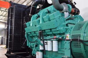 発電所500kVA 600kVA 800kVA 1000kVA Cumminsのディーゼル発電機セット