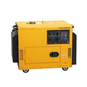 Generador de potencia del motor Diesel silenciosa