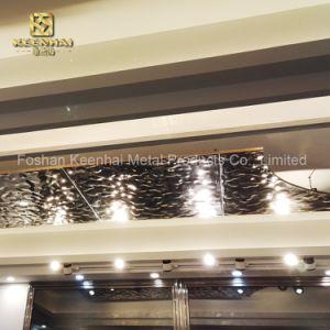 Suspensão decorativos práticos da placa de teto de Aço Inoxidável (KH-MC-S1)