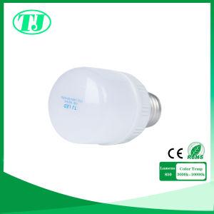Además de PBT con aluminio de 5W E14 de plástico E27 B22 Bombilla de luz LED