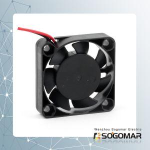 Высокое качество излучение электровентилятора системы охлаждения двигателя 40X40X10мм меди катушку 24В постоянного тока