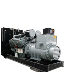 3000 ква большой мощности шумоизоляция дизельного генератора