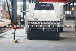 Wc67K 63t2500 Delem Da52sのコントローラが付いている油圧CNCの出版物ブレーキ