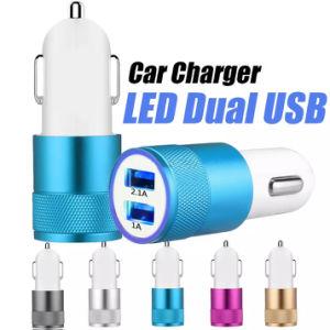 Cc10 с двумя портами красочные зарядное устройство USB