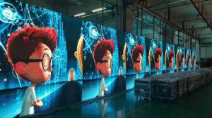 Long de la publicité à l'intérieur Lifespam LED écran affichage LED P3