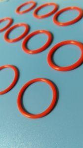 As vedações de borracha com Aflas/Ffkm Acm o anel para alto desempenho