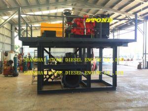 La poulie de pompe entraînée flux mixtes 300HW-5 12HBC-45 890m3/h 3,9 mètres