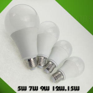 5W7w9w12W高い内腔LEDの球根の照明