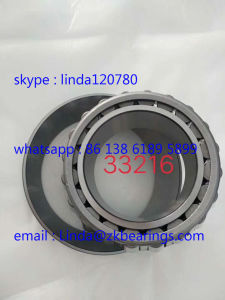 Cuscinetto a rulli conici di alta precisione 33216 per industriale professionale