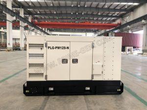 Grupo electrógeno diesel de 11kVA insonorizado Powered by Perkins con Ce/ISO