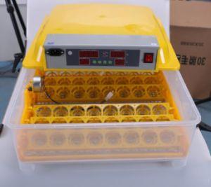 Controle Automático da China incubadoras de ovos para 48 Ovos apto para a Granja