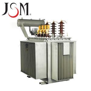 Jsm S9-315kVA/33kv immergé transformateur de puissance d'huile de transformateur de distribution