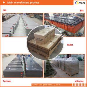 中国の工場2V800ah手入れ不要のゲル電池- Solar Energyシステム