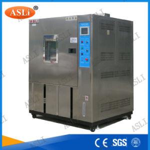 Asli programable marca la temperatura y humedad de la cámara de prueba