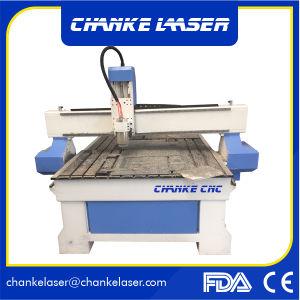 Máquina Fresadora CNC de madeira para lenha de cobre metálico Alumnium
