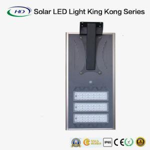 60W integriertes Solar-LED Straßenlaternemit Fernsteuerungs