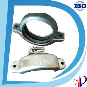Intelaiatura della femmina BSPT Btc di Bsp dell'acciaio inossidabile & scanalatura & accoppiamento per il tubo