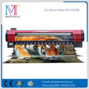 L'impression jet d'encre numérique grand format de la machine avec tête d'impression Epson originale Dx5 éco solvant imprimante