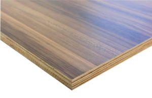 15mm 16mm 17mm 18mm Thicknedd Matt relevo suave brilhante acabamento de superfície melamina compensado de madeira laminada de duas faces com papel de melamina para mobiliário