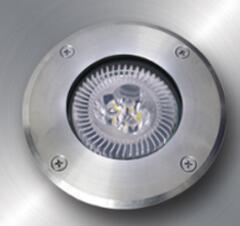 Alta potencia bajo tierra el aparejo de la COB, en el suelo de la luz de LED
