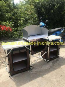 Tabela de exterior/mesa dobrável/Tabela de alumínio