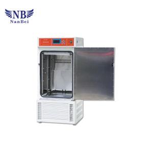 De digitale Incubator van de Temperatuur en van de Vochtigheid van het Laboratorium Constante