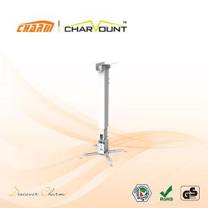 Наклон Регулируемые стальные универсальный потолочный кронштейн для проектора(КТ-PRB-1-W)