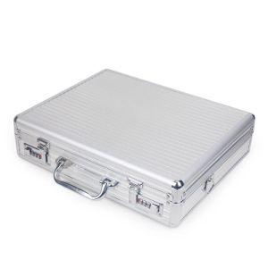 Carpeta de aluminio de la alta calidad de la venta directa de la fábrica (KeLi-brief-71)
