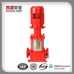 Pompa centrifuga di lotta antincendio della pompa della puleggia tenditrice di lotta antincendio di Xbd-Qdl