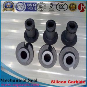 Het Carbide van het Silicium van de Weerstand van de corrosie verzegelt Stationaire Ring