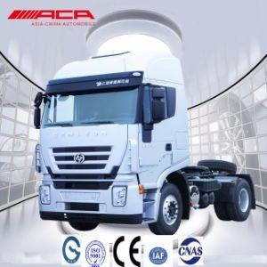 Caminhão longo do trator do telhado elevado de Iveco 4X2 290HP 50t
