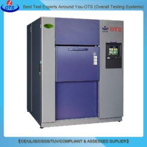 Programmable Modifier température chaude et froide Chambre d'essai de choc