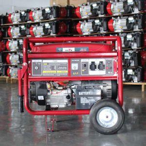 Bison (China) BS4500h (H) 3KW 3kv operado a bateria 1 ano de garantia gerador gasolina portáteis para uso residencial