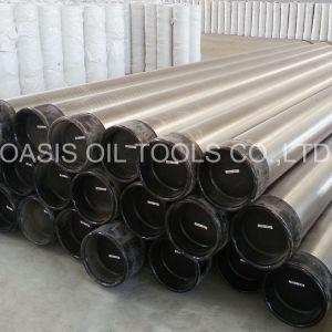 Tubo del casing del pozzo dell'acciaio inossidabile AISI 304 10in per la perforazione del pozzo d'acqua