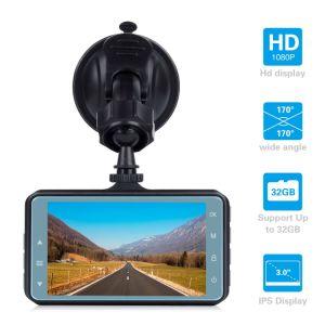 Оптовая торговля Dashcam 3.0inch экран Full HD 1080P Ручной автомобильный DVR камеры