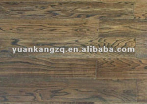 3-d'un parquet de la couche Engineered Wood Flooring